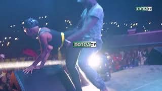 AMBER LULU ABAKWA JUKWANI MWANZA Kwenye show ya Sports & Music
