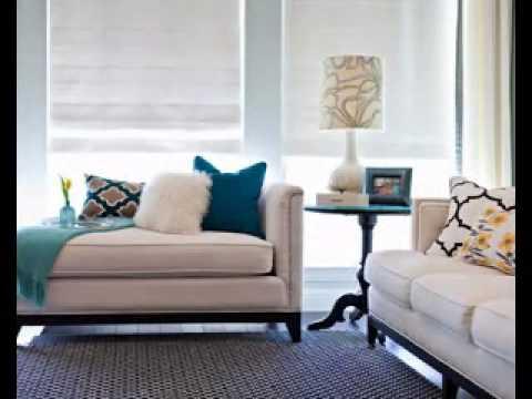 Teal living room ideas - YouTube