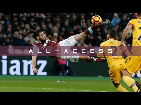 ALL-ACCESS: WEST HAM 3-0 CRYSTAL PALACE ⚒