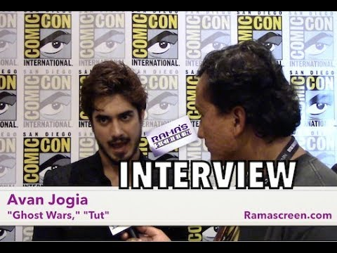 My #SDCC2017 'GHOST WARS' Interview with Avan Jogia