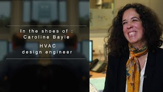 SPIE Stories - Find out about the job of HVAC design engineer