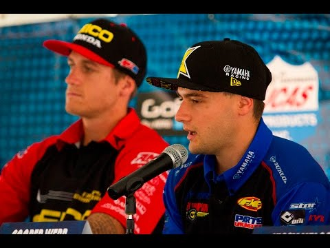 Racer X Films 2016 Hangtown Press Day