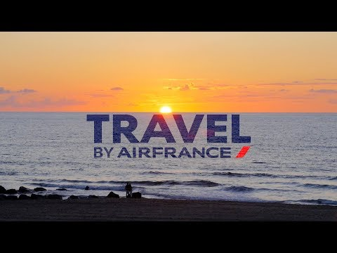 Travel by Air France - Biarritz