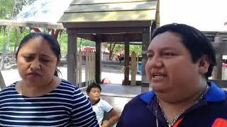 Problemas en el suministro de agua en Francisco Uh May