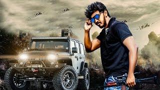Photoshop photo editing tutorials in tamil- Theri Style Poster- Photoshop tutorial in tamil
