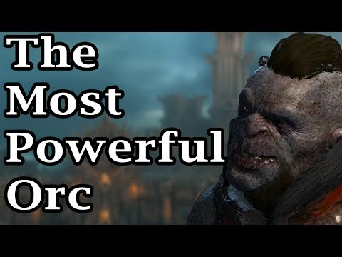 The Most Powerful Orc