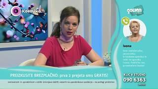 KosmikaTV: Vedeževalka Špela - Namen duše (15.5.2017)