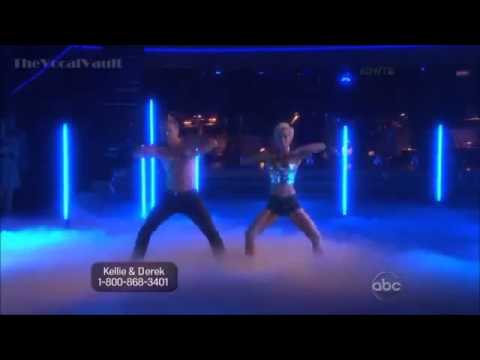 "Kellie Pickler and Derek "" Jazz "" Dancing with the Stars"