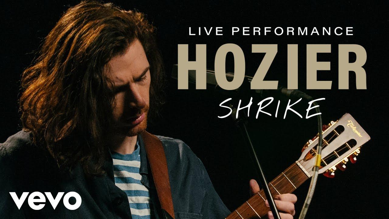 Hozier - Shrike (Live)   Vevo Official Performance