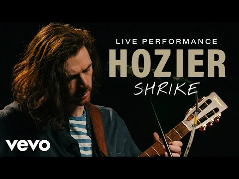 Hozier - Shrike (Live) | Vevo Official Performance