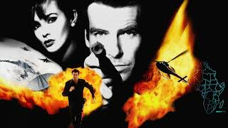 Gregorio Franco - Goldeneye 007 - Runway Cover