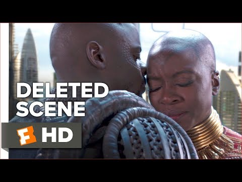 Black Panther Deleted Scene - Future of Wakanda (2018) | Movieclips Extras