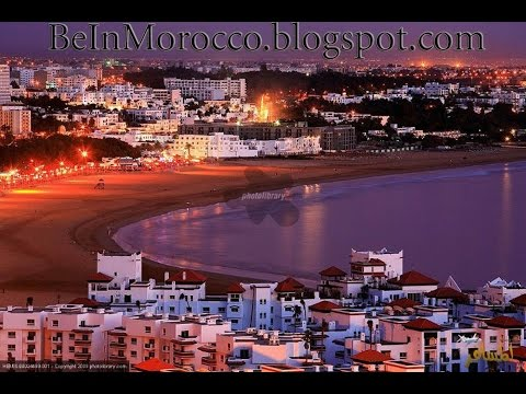 Agadir.. a Magical City - Morocco HD
