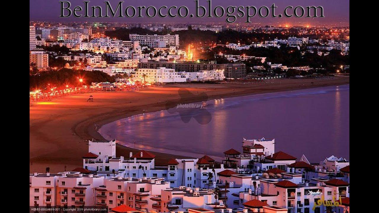 Agadir.. a Magical City - Morocco HD