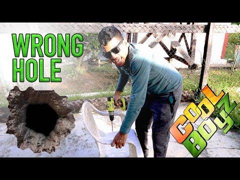 Which Hole - CoolBoyzTV (Guyanese JOKES) (Caribbean Comedy)