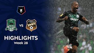 Highlights Krasnodar vs FC Ural (3-0) | RPL 2019/20