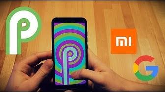 Pixel Experience ROM (Treble) - Xiaomi Mi A2 Lite (German)