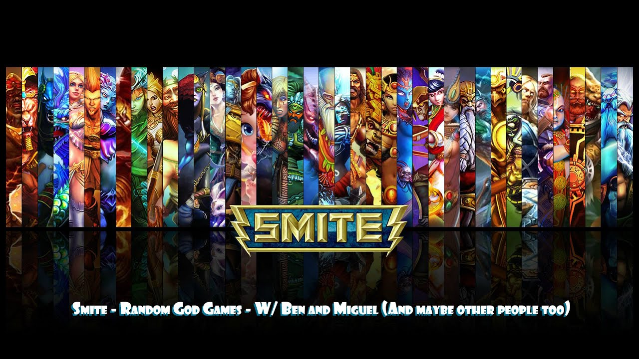 Smite random god flamingo poker vegas