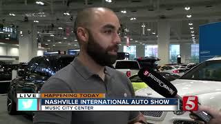 Nashville International Auto Show Takes Over Music City