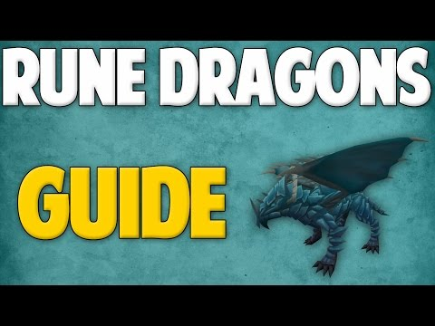 Runescape 2016 | Rune Dragons Guide