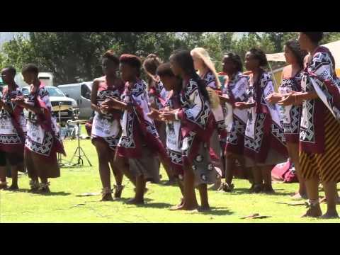 Swazi Maiden's Dance