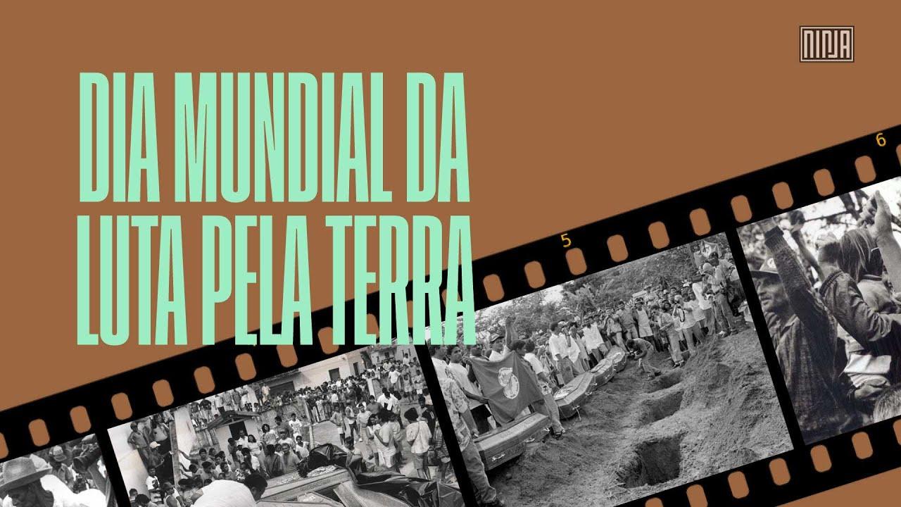 25 anos do massacre de Eldorado do Carajás | Jamais esquecer para nunca repetir!
