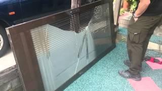 新潟市西蒲区味方℡2668000荒川ガラス鍵店修理承ります