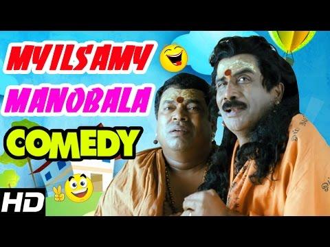 Kanchana Comedy Scenes | Muni 2 | Raghava Lawrence | Kovai Sarala | Sriman | Devadarshini | Manobala