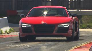 MotorWeek | Road Test: 2015 Audi R8