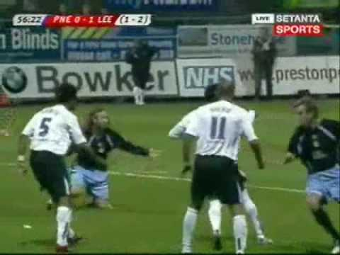 Leeds United Vs Nob Ends - Semi's Of The Play Offs