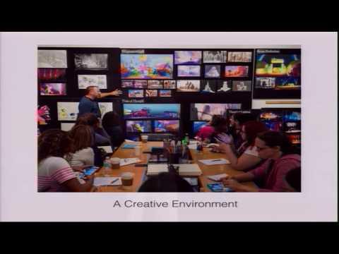 Keynote-Austin Madison, Pixar Animator