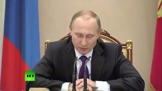 Владимир Путин рекомендовал Юрию Трутневу не показывать бицепс генсеку НАТО