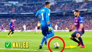When Goalkeepers SHOCKED The World & Opponent Players