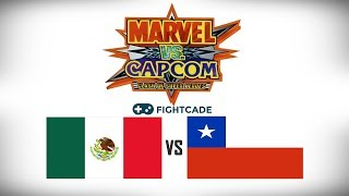 FightCade - Marvel vs. Capcom Clash of Super Heroes: K2408 (MEX) VS Kira955 (CHI):