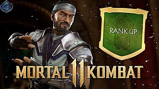 Mortal Kombat 11 Online - INSANE DEMI GOD RANK UP MATCHES!