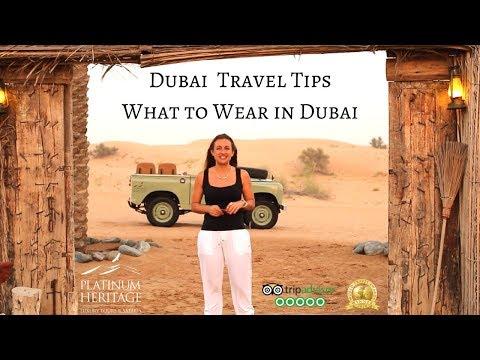 What to wear in Dubai - Dubai Travel Tips