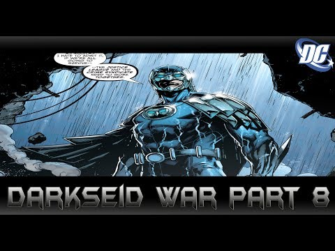 การกลับมาของCrimeSyndicate! Darkseid War Part 8 - Comic World Daily