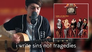 "Panic! At The Disco - ""I Write Sins Not Tragedies"" (Cover) by Nickolas Verrecchia"