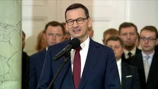 Rekonstrukcja rządu premiera Morawieckiego | OnetNews