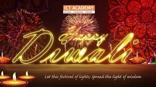 ICT Academy Diwali Wish 2017   2