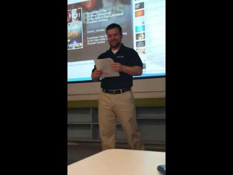 BP. Nuclear power school 2015-16