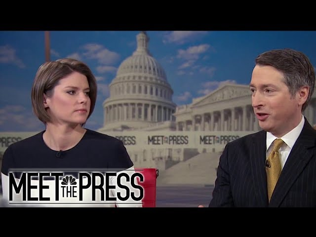 Panel: Sexual Assault A Pox On Everybodys House In Politics | Meet The Press | NBC News