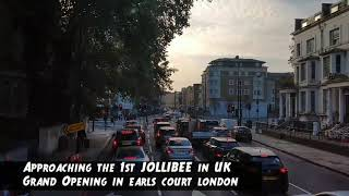 1st JOLLIBEE In LONDON UK 2018 | EPIC Opening Crowds