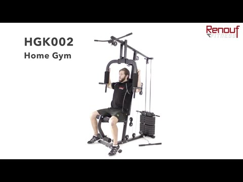 HGK002 Home Gym - Renouf Fitness