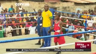Lack of proper facilities no dampener to upcoming boxers in Lagos