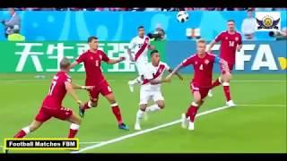 Peru vs Denmark (0-1) All Goals Extended Highlights Fifa Worldcup HD
