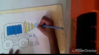 Mi primer vídeo dibujo al chispitas
