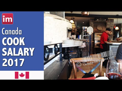 Restaurant Cook Salary in Canada | Jobs in Canada (2017)