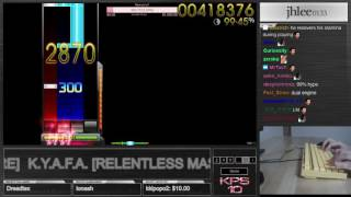 K.Y.A.F.A. [RELENTLESS MASSACRE] 99.35% FC - osu!mania