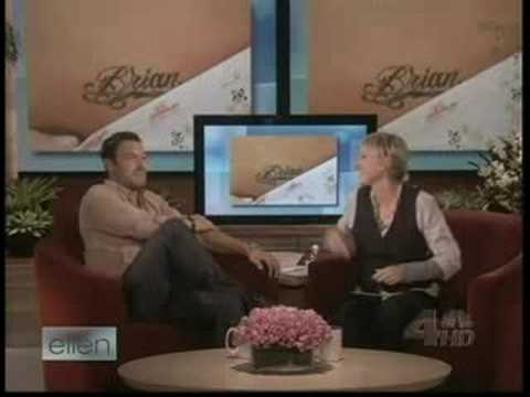TSCCBrian Austin Green on the Ellen Degeneres 91508